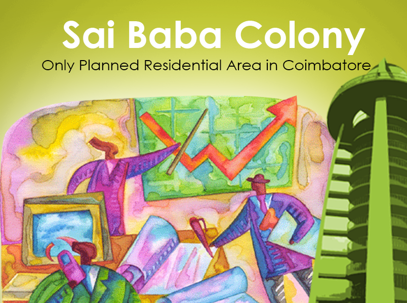 Real Estate in Saibaba Colony
