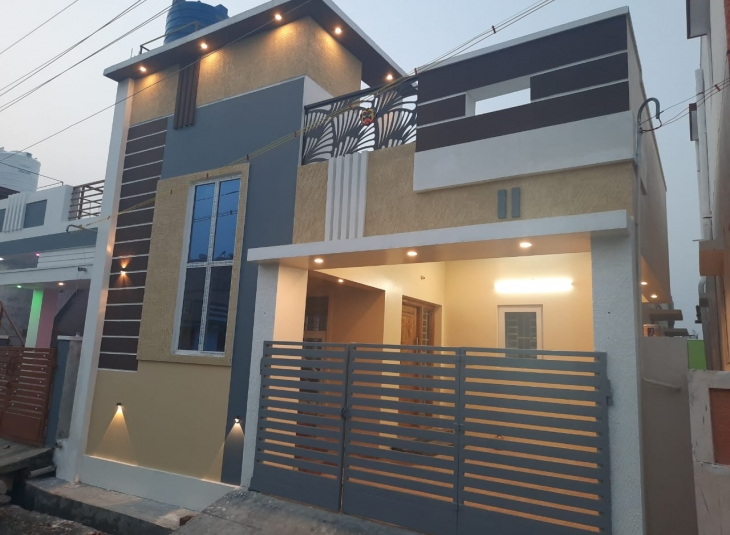 2 BHK Individual House for sale in Karamadai