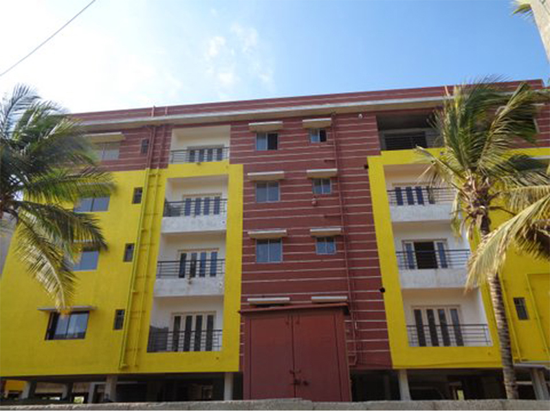 1339 Sqft, 3 BHK Apartment in Singanallur