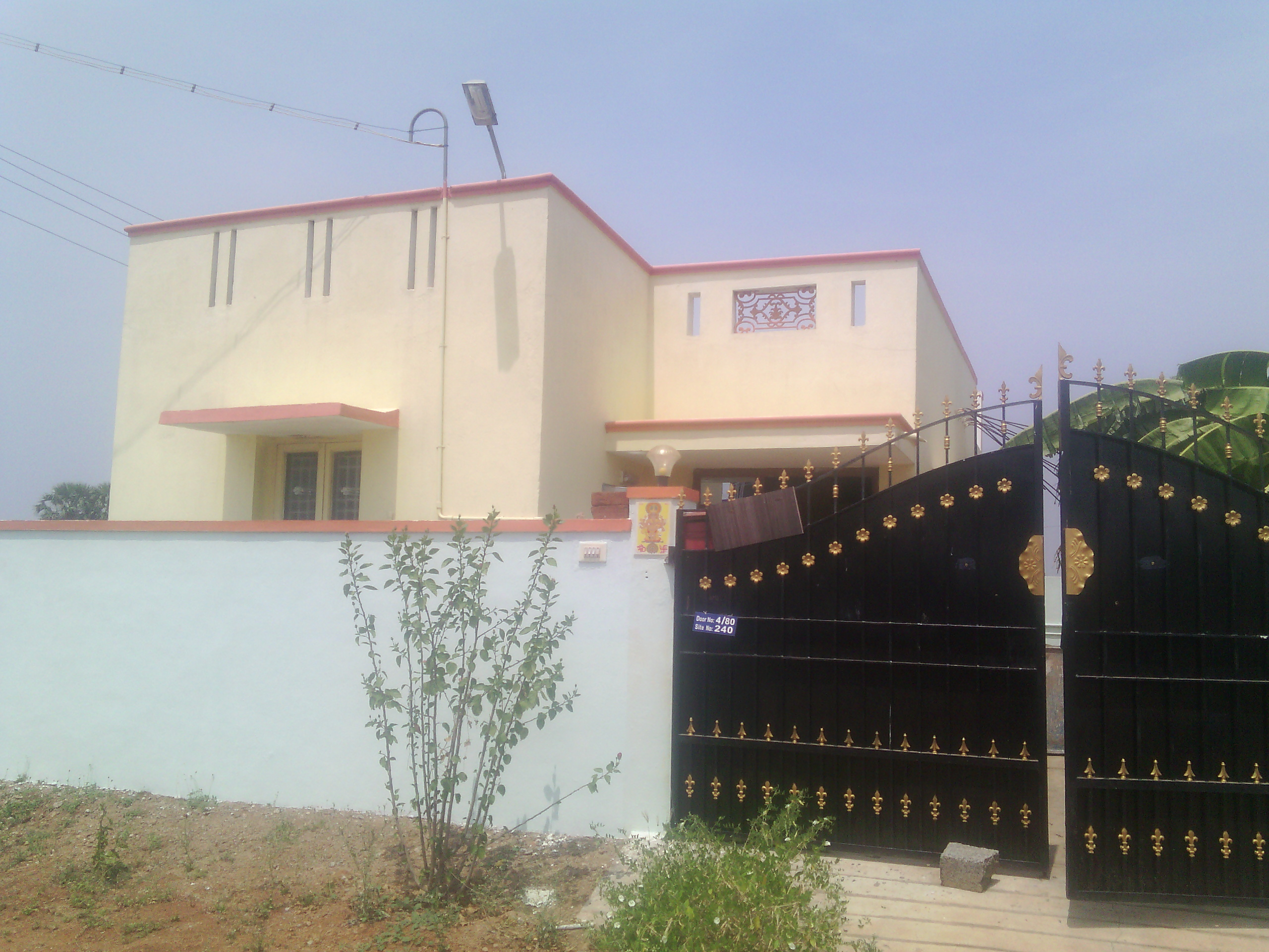 1350 Sqft, 2 BHK House in Madukkarai