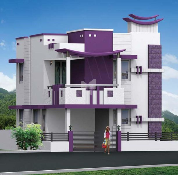 3 bhk house for sale in coimbatore 3 bhk villas in for Outer look of house design